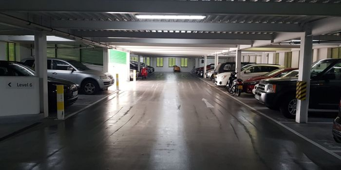 Daily Car Park Cleaning in Gibraltar